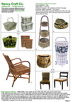 Nancy's Craft Rattan Products