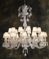 Rd9705-12+12- Chandeliers