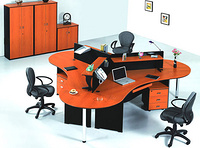 Series II Office Desks