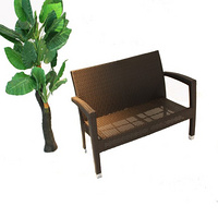 fashion  double  RE  rattan dining chair Tido-C1360
