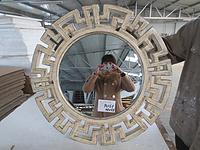 hotel decorate mirror