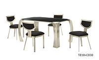T810+C830 Dining Table set