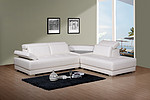 EUROPE STYLE MODERN CORNER GUEST ROOM SOFA