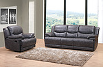 USA STYLE RECLINER SOFA