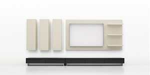 DFH256 TV Wall Unit