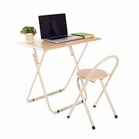 Student folding table and stool
