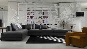 Modern  sofa MS1003