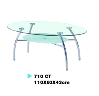 hot sell glass cpffee table