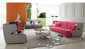 Fabric sofa MS1304