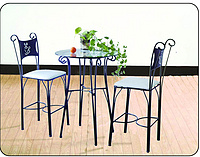 1+2 bar table set