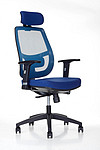 Grace executive chair with lumbar support