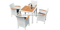Rattan Dining Set(PAD-1276)