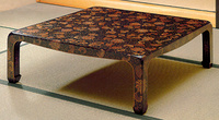 HAND PAINTED CLASSICAL GOLD-TRACED FURNITURE
