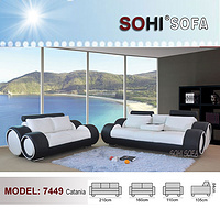 Home Furniture American Sofa