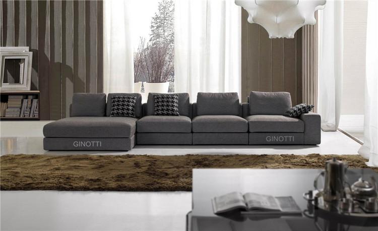European style high quality fabric sofa GPS49 Guangdong donguan ... | zymbioz furniture