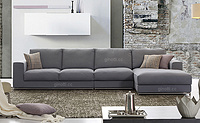 Italian modern sofa design Gps1016 of Guangdong Dongguan Foshan Shenzhen sofa furniture manufacturer