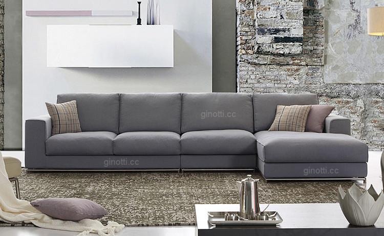 italian modern sofa design gps1016 of guangdong dongguan foshan