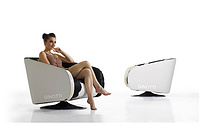 Easy Chair armchair leisure chair GEC6124