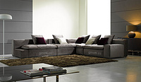 modern furniture set living room furniture set Gps6060C Fabric Sofa
