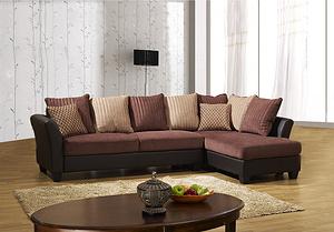 8323L- Sectional Set /home furniture/living room furniure