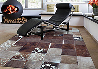 Leather Rugs & Hides