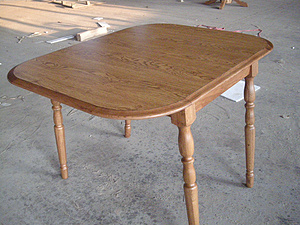 Laminate Leg Table