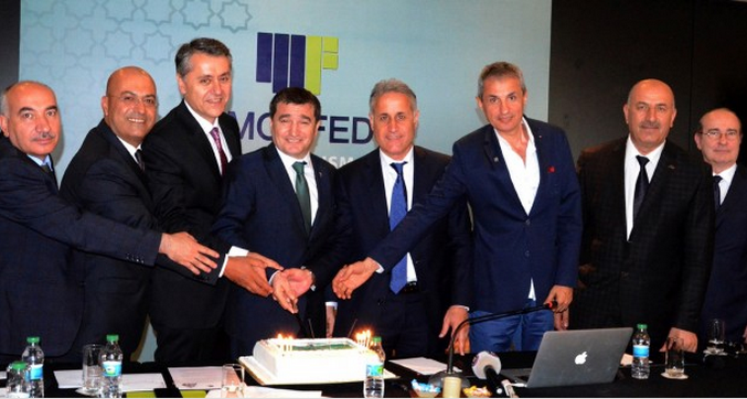 MOSFED, Ekin, Turkey,Ekin publishing group co-operates with MOSFED