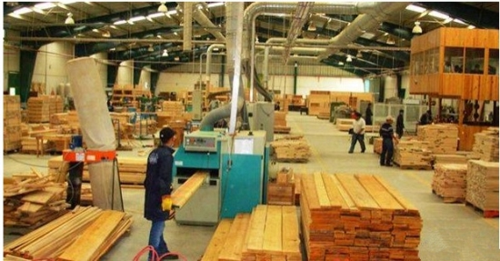 production of home furnishings for export