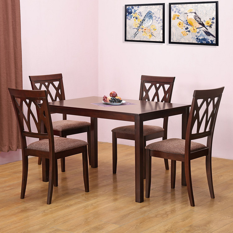 COS-AUDREY DINING SET (1+4)