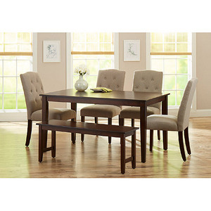 COS-VANESSA DINING SET (1+4+1)