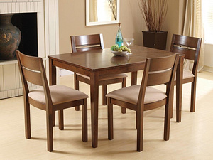 COS-VICTOR DINING SET (1+4)