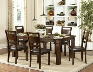 COS-JANELLE DINING SET (1+6)