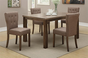COS-SHIRLEY DINING SET (1+4)
