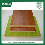 Melamine faced Plywood from Shanghai manufacturer