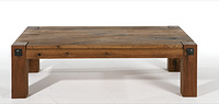 PRADO COFFEE TABLE SOLID OAK