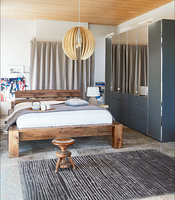 DAKOTA BEDROOM SOLID OAK