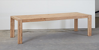 MONTREAL EXTENSION TABLE 200-280CM SOLID OAK