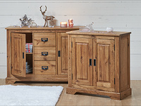TRAVERS SIDEBOARD SOLID OAK