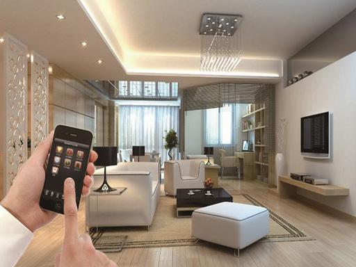 China,smart,home market