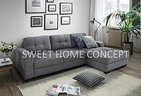 Venice L-Shape sofa