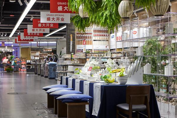 Hanssem, Shanghai, design