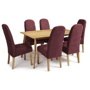 COS-RIANA DINING SET (1+6)