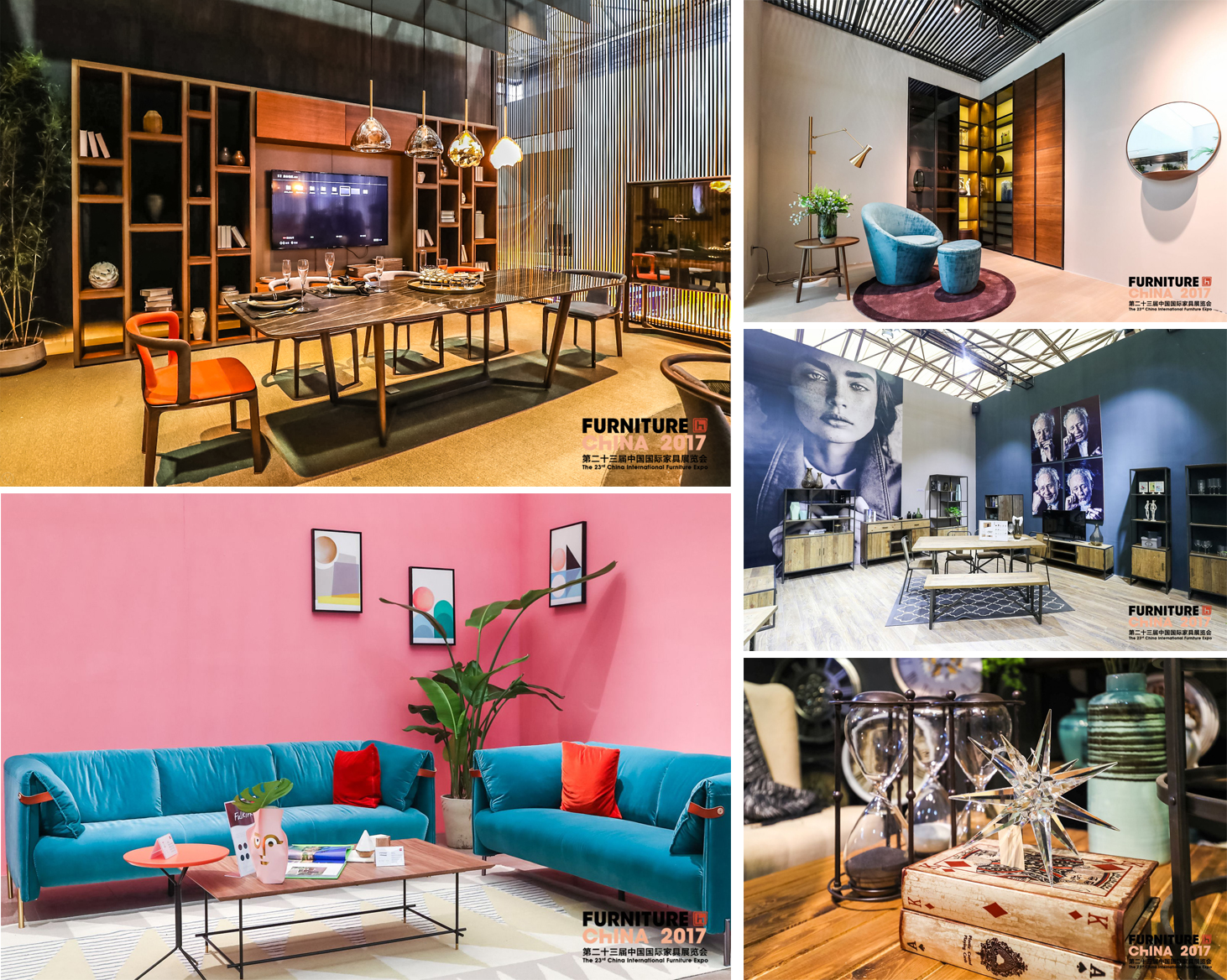 Furniture China, Maison Shanghai,26% visitor increase of 2017 Furniture China and Maison Shanghai