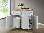 HOLLYWOOD Kitchen Cart