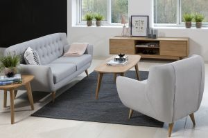 New Smart Eggert Sofa In Retro Style