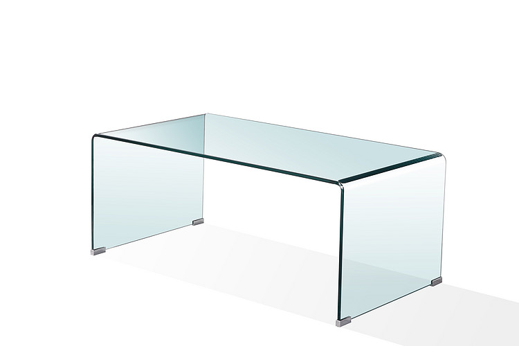 Accent Table Bent Glass Coffee Table GY S01CT 12 From China ...