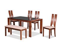 Beech Dining Set
